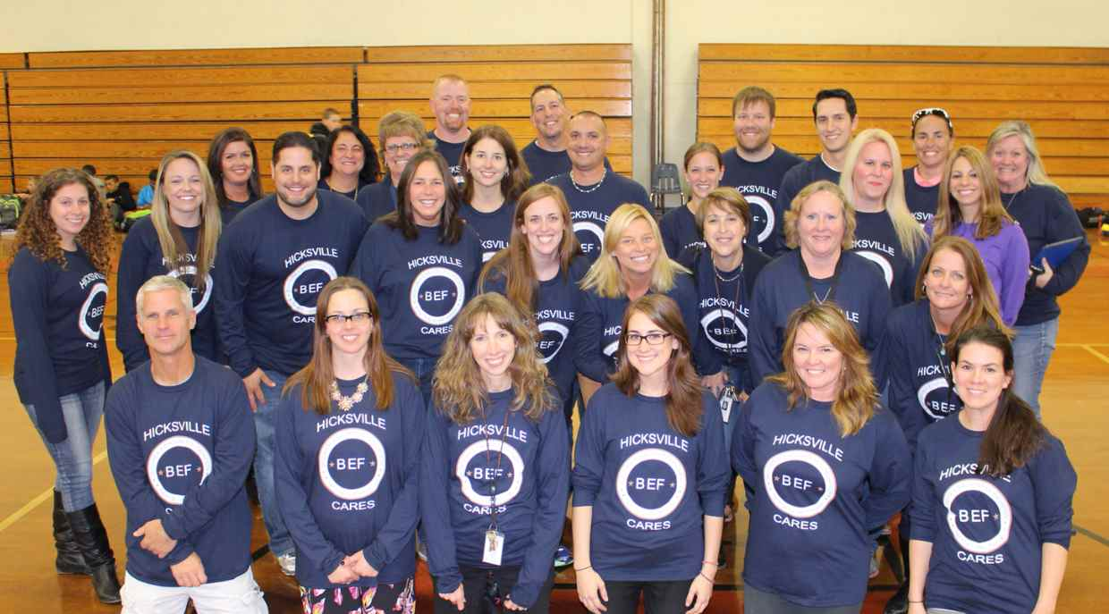 Staff And Students Raise Money For Cystic Fibrosis The