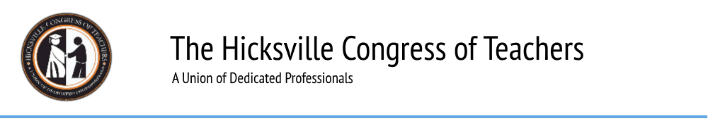 The Hicksville Congress of Teachers