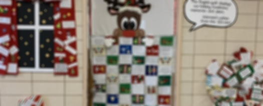 First Annual Door Decorating Contest